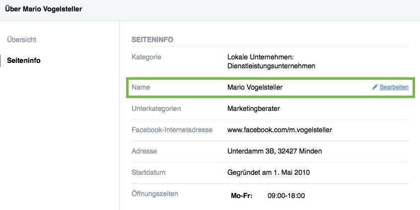 Name von Facebook Page ändern: So einfach kann man Facebook-Seiten umbennen