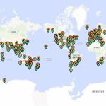 "LGBTI-Google-Karte ""Places of Pride"""