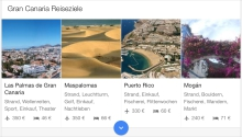 Google Destinations: Neues Tool zur Reiseplanung