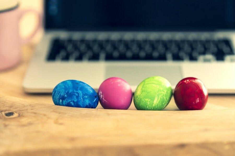 Frohe und gesunde Ostern